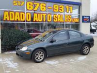 Options:  2002 Dodge Neon Visit Adado Auto Sales Online