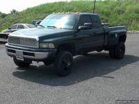 2002 Dodge Ram 3500 Diesel DUALLY 4x4 Truck ONLY 78K