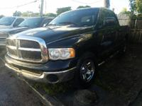 Options:  2002 Dodge Ram Pickup 1500 Slt 4Dr Quad Cab
