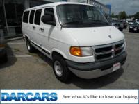 Options Included: 2nd Row Bench Seat, A/C, ABS,