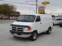Options Included: N/AReady to go to work! This Ram Van