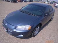 Options Included: N/A[Less than 100k Miles!! Tired of