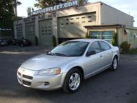 Options Included: N/A2002 Dodge Strarus SE Great Car