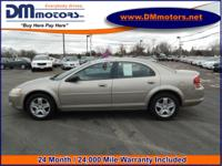 Exterior Color: tan, Body: SXT 4dr Sedan, Engine: 2.4 4