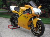 Make: Ducati Model: Other Mileage: 9,017 Mi Year: 2002