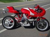 The Ducati MH900e is a rare and highly collectible