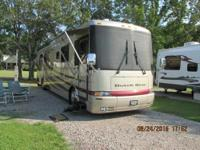 2002 Dutchstar Motorhome model #4097, 41 ft Motorhome