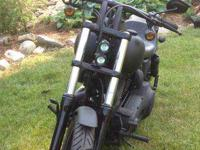I have a 2002 Dyna Glide FXDP Police bike with a 49mm