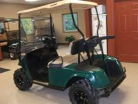 2002 EZ-GO 36V Hunting Golf Cart  New Batteries and