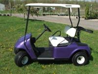 I have a really clean golf cart for sale, a 2002 Ezgo