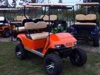 I have a 2002 Gas golf cart in very good condition. It