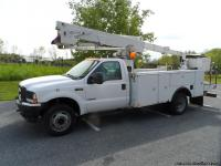 I have a couple of nice 7.3L 42' bucket trucks that are