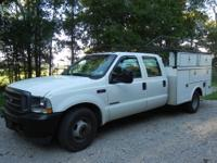 2002 F350 Crew Cab dually. 7.3 270,000. ready to go~