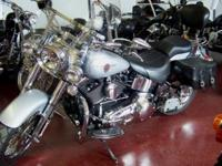 2002 FATBOY 32,900 MILES EXCELLENT CONDITION VANCE &