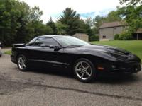 2002 Pontiac Trans-Am FireHawk. # 235 of 1500 Ultra