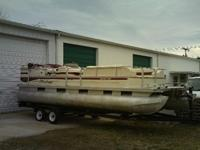 2002 LIBERTY BY FISHER.2003 MERCURY 90HP