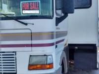 2002 Fleetwood Bounder 32H Workhorse Chassis * 54,319