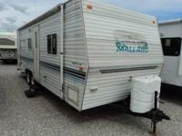 2002 Fleetwood Mallard M29Y Travel Trailer. Length