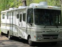 "This 2002 Fleetwood Pace Arrow 35G is ""One of the"
