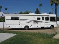 2002 34ft STORM BY FLEETWOOD. 33,XXX Miles. New