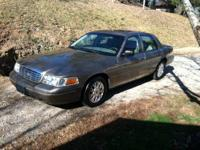 I have a 2002 Ford Crown Victoria For Sale! * It is a
