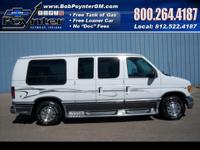 Options Included: N/ANice Conversion van with room for