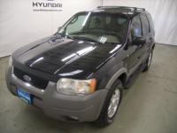 2002 Ford Escape 4dr 4x4 XLT Our Location is: Lithia