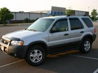 2002 Ford Escape Very Nice Truck Low Miles Why Take The