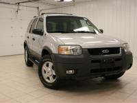 Options Included: N/AOne owner! This Escape with XLT