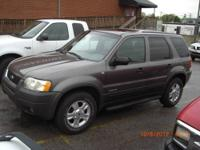 I'm looking to trade my 2002 Ford Escape XLT for
