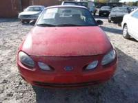 2002 Ford Escort used auto parts now available at