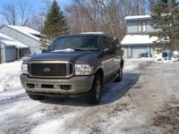 Up for sale is my 2002 Ford Excursion Limited 4X4 with