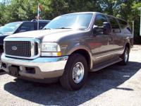 2002 Ford Excursion, 7.3 Powerstroke, Auto,