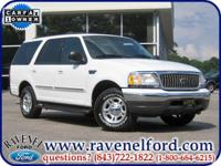 Options Included: 2002 Ford Expedition XLT ** One Owner
