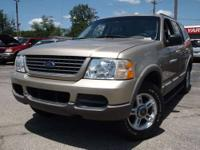 Air Conditioning, Power Steering, AM/FM Stereo, 4WD,