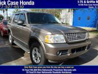 Options:  2002 Ford Explorer Limited|/|V6 4.0L