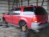 2002 Ford Explorer - parts car! All parts must go - we