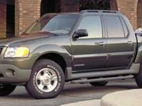 This 2002 Explorer Sport Trac is priced in reference to