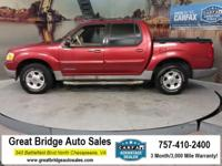 2002 Ford Explorer Sport Trac CARS HAVE A 150 POINT