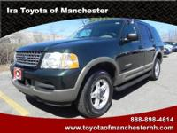 Ira Toyota of Manchester presents this 2002 FORD
