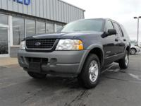 Options Included: N/A2002 EXPLORER XLS 4X4......This