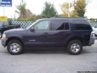 ***** 2002 FORD EXPLORER XLS - $1,000 DOWN - LOCATED IN