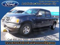 2002 Ford F-150 Our Location is: AutoNation Ford Panama