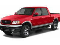 Options:  2002 Ford F-150 |Recent Arrival! Carfax