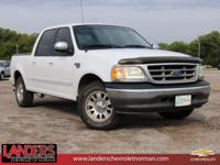 4D Crew Cab, 5.4L V8 EFI, 4-Speed Automatic with