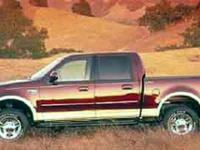 Lariat trim. Leather, CD Player, Fourth Passenger Door,