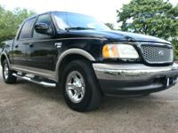 VERY CLEAN. ONE OWNER F150 LARIAT HARD TO FIND METALLIC