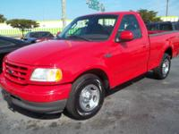 2002 FORD F-150 V-6 COLD AIR. A VERY CLEAN TRUCK . NICE