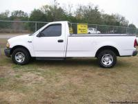 2002 Ford F-150 XL Long Bed 2WD VIN