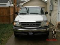 I AM SELLING MY 2002 F-150 XL. ONE OWNER. IT IS SILVER,